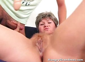 blonde,blowjob,granny,oldyoung,toys
