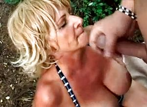 grannies,outdoor,mature