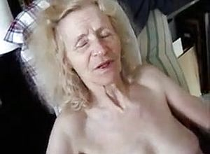 straight,grannies,blonde,masturbation,solo