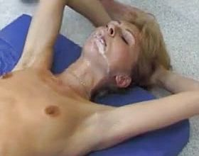 Blowjob,facial,grannies,mature