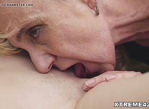 Hungarian,lesbian,matures,milf,old Young,granny,young,orgasms