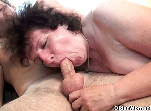 blowjob,cumshot,doggystyle,granny,hardcore,oldyoung