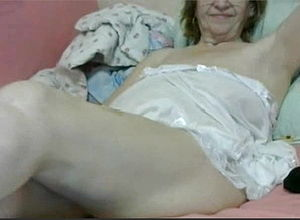 Webcam,granny