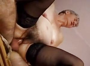 grannies,mature,stockings
