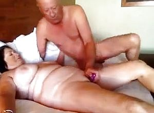 Amateur,grannies,masturbation,mature,couple