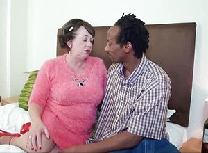 Interracial,mature