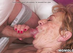 granny,hairy,matures,big cock,kinky,vintage