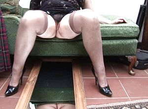 Hairy,mature,upskirt,stockings,granny,hd Vids