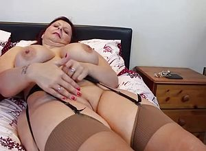 thick tits,granny,milf,matures,lingerie,wife,tits