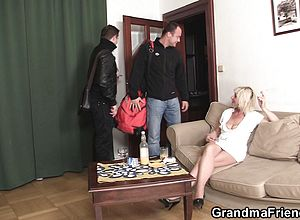 blonde,blowjob,czech,european,granny,oldyoung,reality,threesome