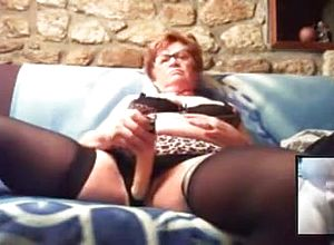 grannies,lingerie,masturbation,dildostoys