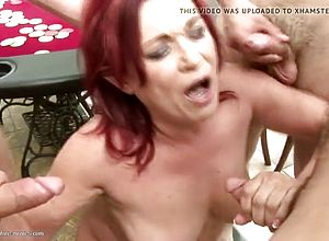 Granny,group sex,milf,matures,old Young,peeing,hardcore