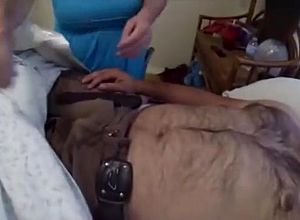 Straight,blonde,grannies,blowjob,close up,amateur