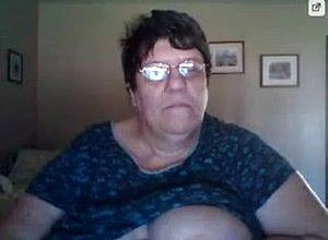 Grannies,webcam,straight