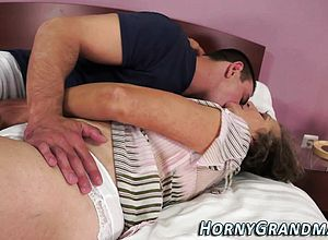Blowjob,facial,granny,hairy,oldyoung,small jizz shotguns