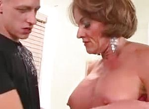 blowjob,old Amp,young,granny,big Tits,big pecker