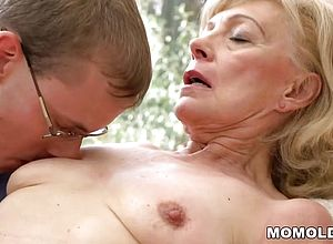 creampie,granny,matures,old youthful