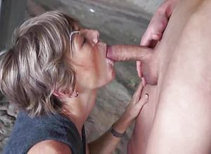 mature,facial,old Amp,young,granny,hd videos,outdoor