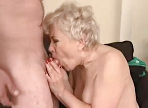 Facial,grannies,small Tits,mature,blonde
