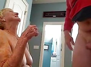straight,grannies,blowjob,big Titties