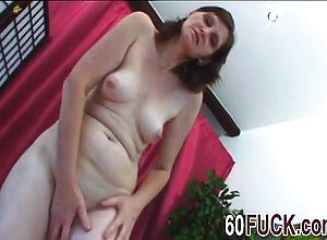 Brunette,doggystyle,granny,nipples,oldyoung