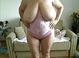 straight,webcam,big Tits,solo,grannies