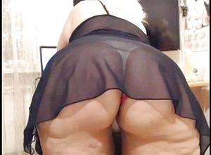 Upskirt,granny,hd videos,big rump