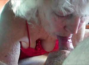 Amateur,blonde,blowjob,granny