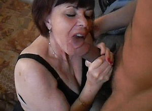 Mature,creampie,interracial,milf,old Amp,young,granny,cougar