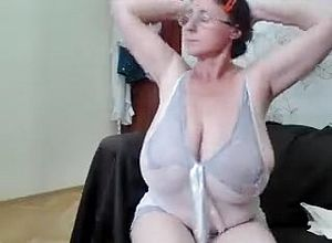 Straight,webcam,chaturbate,solo,big tits,softcore,grannies