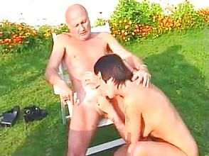 grannies,mature,oldie,group Sex,outdoor