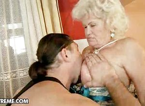 large boobs,blonde,blowjob,cumshot,european,granny,hardcore,upskirt