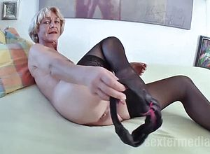 German,big Clits,big Cock,brunette,european,fingering,granny,lingerie