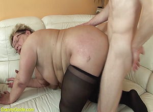 Hairy,mature,granny,german,doggy style,titty Fucking,brutal bang out