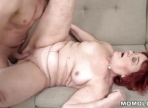 big Butt,granny,matures,old Young,redheads,big Cock