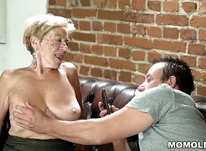Big cock,big tits,granny,matures,old young,young