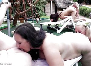 Granny,lesbian,milf,matures,old Young,young,group Sex,hardcore,outdoor