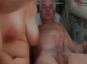 amateur,matures,couple,granny