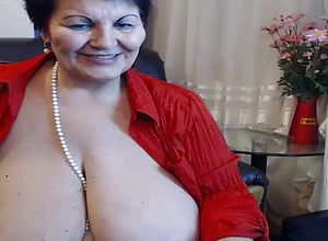 granny,mature,webcam