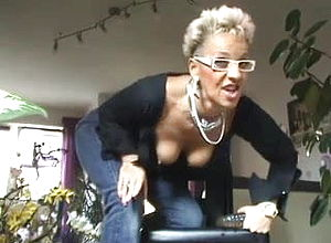 Amateur,anal,blonde,granny,german,cougar,dildo,dirty talk,european