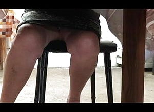 Amateur,mature,hidden camera,upskirt,granny,homemade