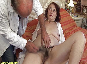 Close Up,hairy,mature,granny,german,rough Sex,brutal sex