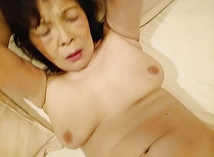 asian,mature,creampie,granny,cougar,saggy Tits,eating Pussy,homemade