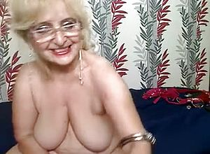 straight,grannies,solo,masturbation,hairy,big Hooters