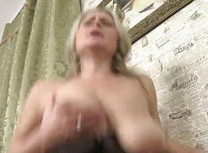Large tits,granny,milf,matures,old young,tits,hardcore