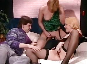 Straight,threesome,mature,grannies,stockings,fetish,anal,big Dick,shaved