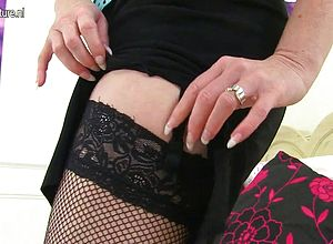 British,cougar,deep Throat,granny,lingerie,matures,milf,panties